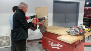 Milwaukee Tool Trip