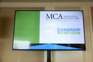 2019 MCA-Maryland Leadership Symposium